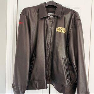Vintage 1999 Jeff Hamilton Leather Jacket - NWOT